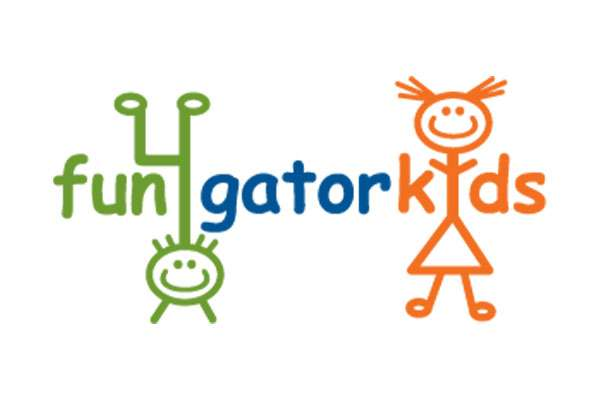 Fun 4 Gator Kids Logo