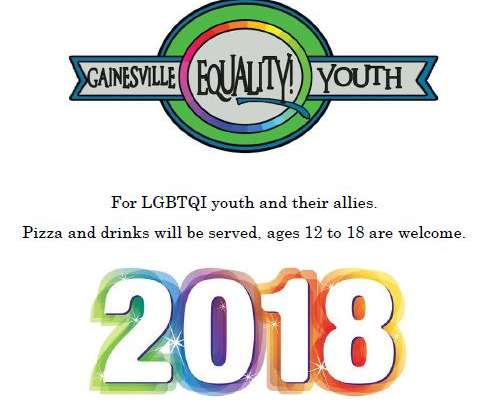 Gainesville Youth Equality - 2018 Kickoff