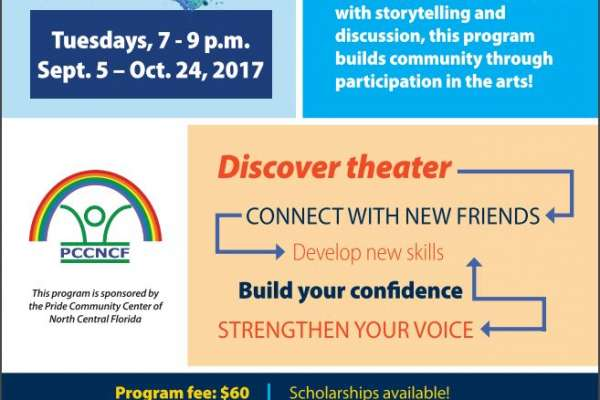 theater connect fall 2017 flier